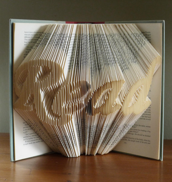 Friends of the Fitchburg Library - Altered Books